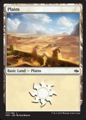 Plains - Foil (177)(FRF)