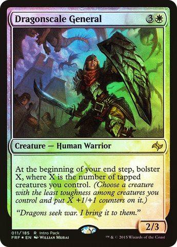 Dragonscale General