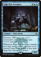 Sage-Eye Avengers - Intro Pack Promo