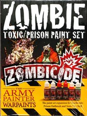 Zombicide - Toxic/Prison Paint Set