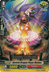 Ancient Dragon Flame Maiden - BT17/085EN - C