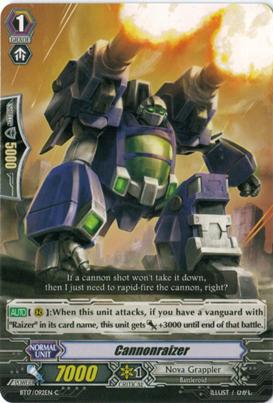 Cannonraizer - BT17/092EN - C