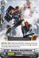 Metalborg, Russell Blizzard - BT17/105EN - C on Channel Fireball