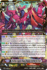Perdition Emperor Dragon, Dragonic Overlord the Great - BT17/L01EN - LR