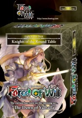 Force of Will Knights of the Round Table Starter Deck