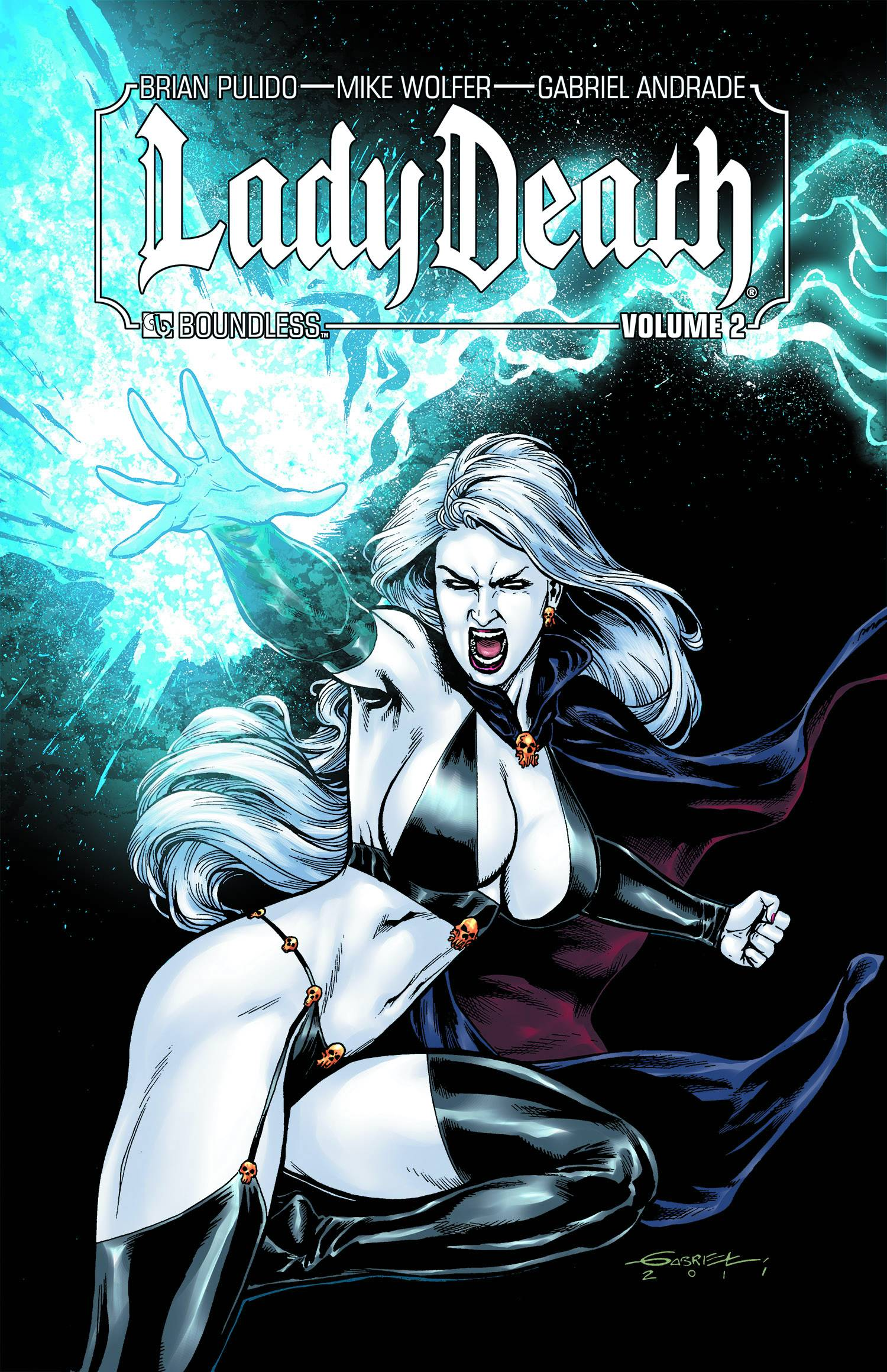 LADY DEATH (ONGOING) TP VOL 02 (MAY120997) (MR)