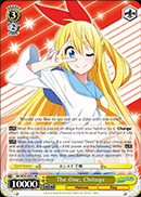 NK/W30-E002 RR The One, Chitoge