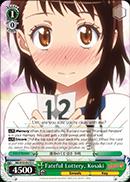 Fateful Lottery, Kosaki - NK/W30-E035 - U