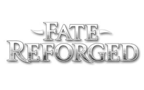 Fate Reforged Booster Box - Korean