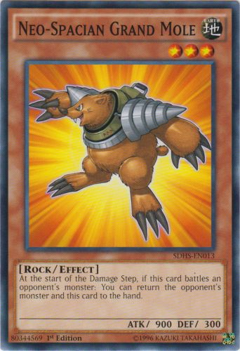 SDHS-EN025-1st EDITION YU-GI-OH CARD PARALLEL WORLD FUSION