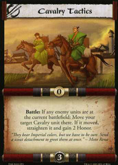 Cavalry Tactics