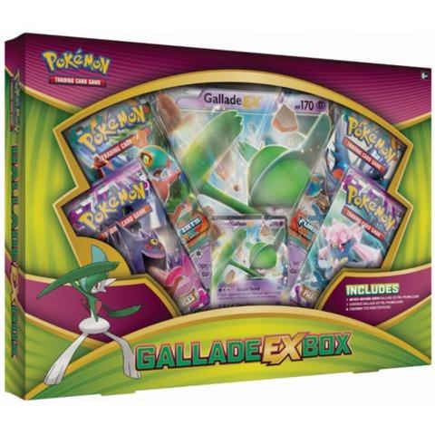 Pokemon Gallade EX Collection Box