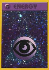 Psychic Energy Unnumbered Cosmos Holo Promo - 2002 Pokemon League