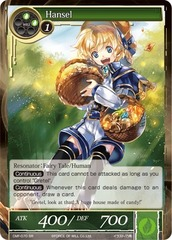 Hansel - CMF-070 - SR - 1st Printing on Channel Fireball