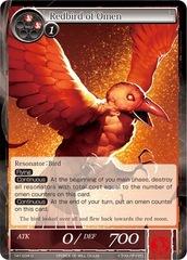 Redbird of Omen - TAT-034 - U - 1st Printing