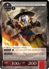 Wicked Witch of the West - TAT-035 - U - 1st Printing