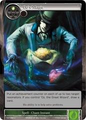 Oz's Magic - TAT-066 - U - 1st Printing