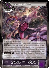 Queen of Hearts - TAT-086 - R - 1st Printing