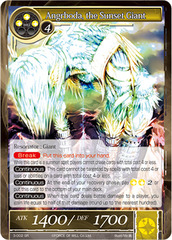 Angrboda, the Sunset Giant - 3-002 - SR