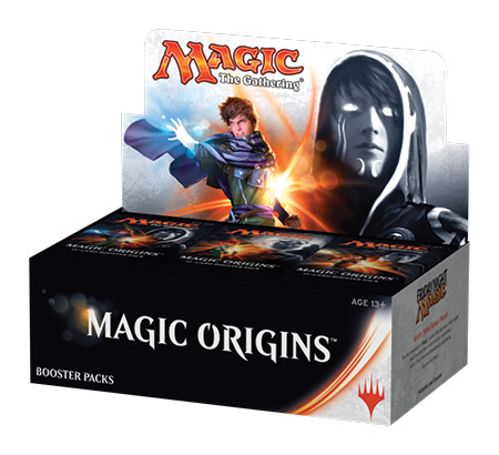 Origins Booster Box