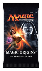 Magic Origins Booster Pack - English