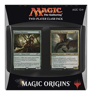 Origins Clash Pack