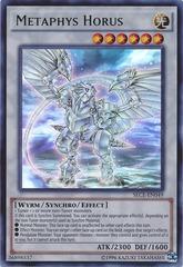 Metaphys Horus - SECE-EN049 - Ultra Rare - Unlimited Edition on Channel Fireball