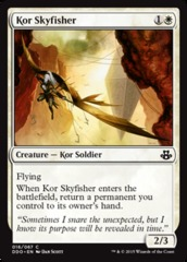 Kor Skyfisher on Channel Fireball