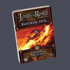 The Lord of the Rings: The Card Game  Nightmare Deck: Shadow and Flame