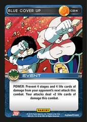 Blue Cover Up C24 - Foil on Channel Fireball