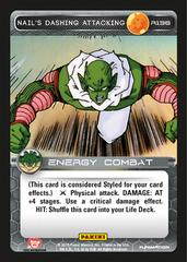 Nail's Dashing Attack - 136 - Foil