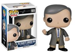#185 - The Cigarette Smoking Man (X-Filess)