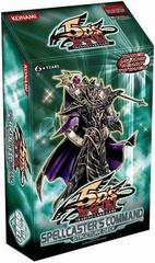 Yu-Gi-Oh Structure Deck: Spellcaster's Command - Unlimited Edition