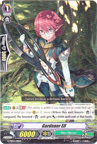 Gardener Elf - G-TD03/011EN