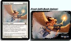 Oversized 8th Edition Box Topper - Blinding Angel