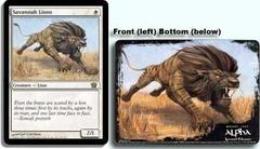 Oversized 8th Edition Box Topper - Savannah Lions