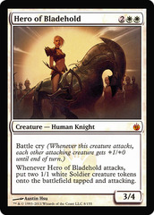 Oversized - Hero of Bladehold