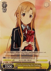 Asuna Conveying Her Feelings - SAO/S20-PE05 - PR