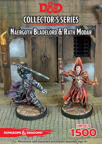 Tyranny of Dragons - Naergoth Bladelord & Rath Modar