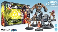 Relic Knights Dark Space Calamity - Doctrine Battle Box