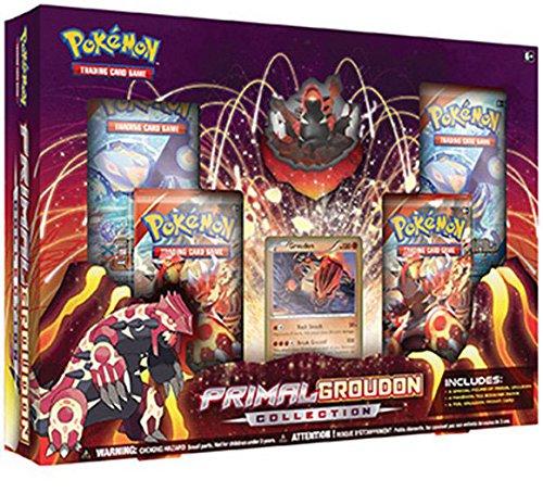 Pokemon Primal Groudon Collection Box
