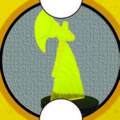 Axe (Yellow) (R205.02)