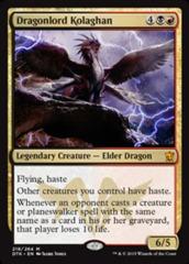 Dragonlord Kolaghan on Channel Fireball