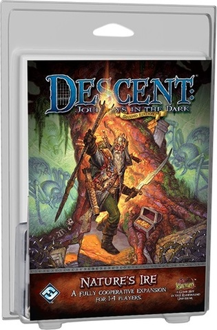 Descent: Journeys in the Dark (Second Edition) - Natures Ire