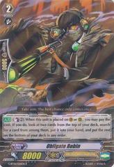 Obligate Robin - G-BT01/026EN - R