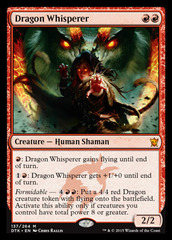 Dragon Whisperer (DTK)