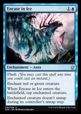 Encase in Ice - Foil
