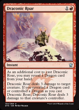 Draconic Roar