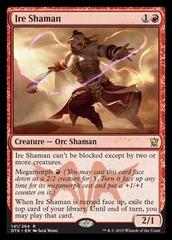 Ire Shaman - Foil