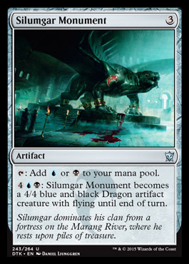 Silumgar Monument - Foil
